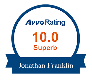 AVVO 10.0 Rating for Los Angeles DUI Attorney