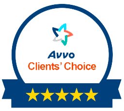 AVVO Client's Choice Rating for Los Angeles DUI Attorney